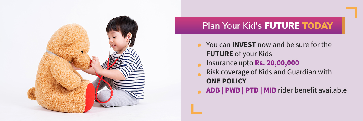 Asian Life Insurance – Child Plan